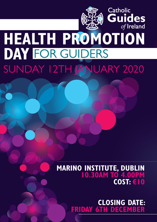 Poster for the Health Promotion day 2020
